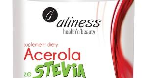 Acerola ze Stevią do ssania