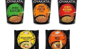 Japońskie smaki – nowości marki OYAKATA