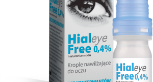 Hialeye Free – krople do oczu