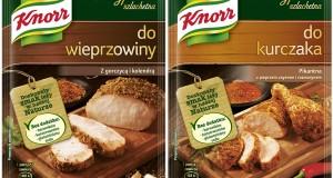 Przyprawy szlachetne Knorr – do kurczaka i wieprzowiny