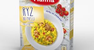 Ryż do paelli marki Halina