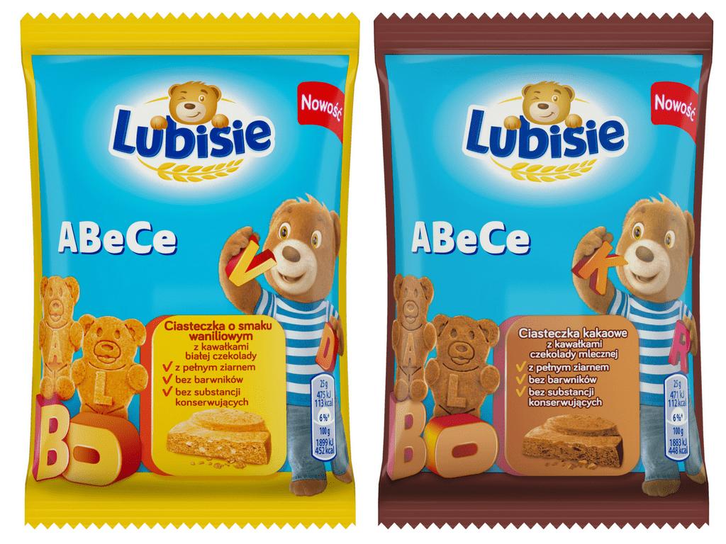 Lubisie ABeCe – nowe ciasteczka dla dzieci – Ekspert od ... Lubisie