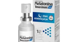 Melatonina – nanoemulsja w sprayu