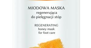 APIS – maska miodowa do stóp z mleczkiem pszczelim i wit. A+E