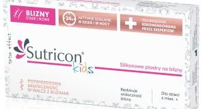 Sutricon – plastry na blizny