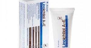 Linoichtiol A+E – krem na podrażnienia, odparzenia i wypryski