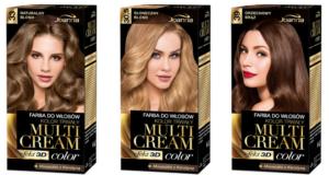 Farby do włosów Multi Cream Color i Ultra Color System