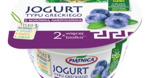 Piątnica: owocowy jogurt typu greckiego