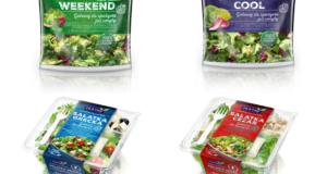 Fit&Easy – mieszanki sałat, nowe opakowania