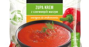 PROSTE HISTORIE: Zupa krem z czerwonych warzyw