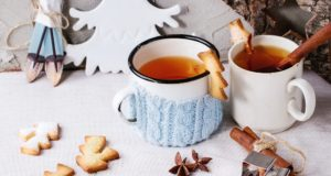 Rozgrzewające herbaty