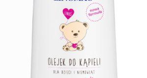 Ziołolek: olejek do kąpieli dla dzieci i niemowląt