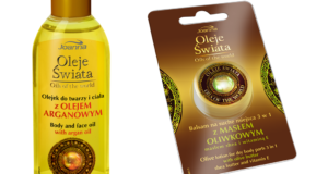 Joanna: Oleje Świata – kosmetyki do twarzy i ciała