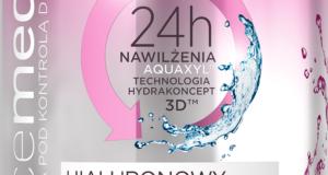 Eveline Cosmetics: Hialuronowy Płyn Micelarny 3w1