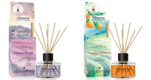 Dyfuzory zapachowe Allverne home & essences