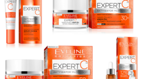 EVELINE EXPERT C – kosmetyki z witaminą c