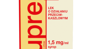 Super na suchy kaszel – syrop Supremin Max