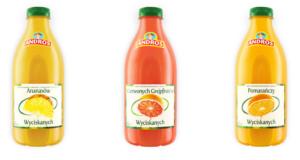 ANDROS – nowe soki owocowe w Polsce
